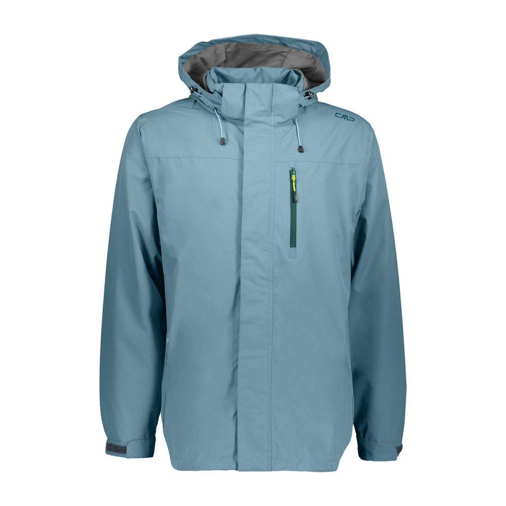 Cmp Zip Hood Jacket XXL Hydro