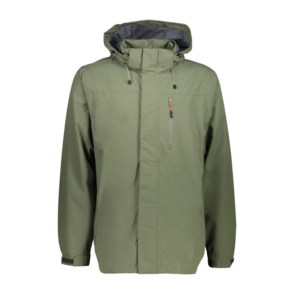 Cmp Zip Hood Jacket XXL Torba