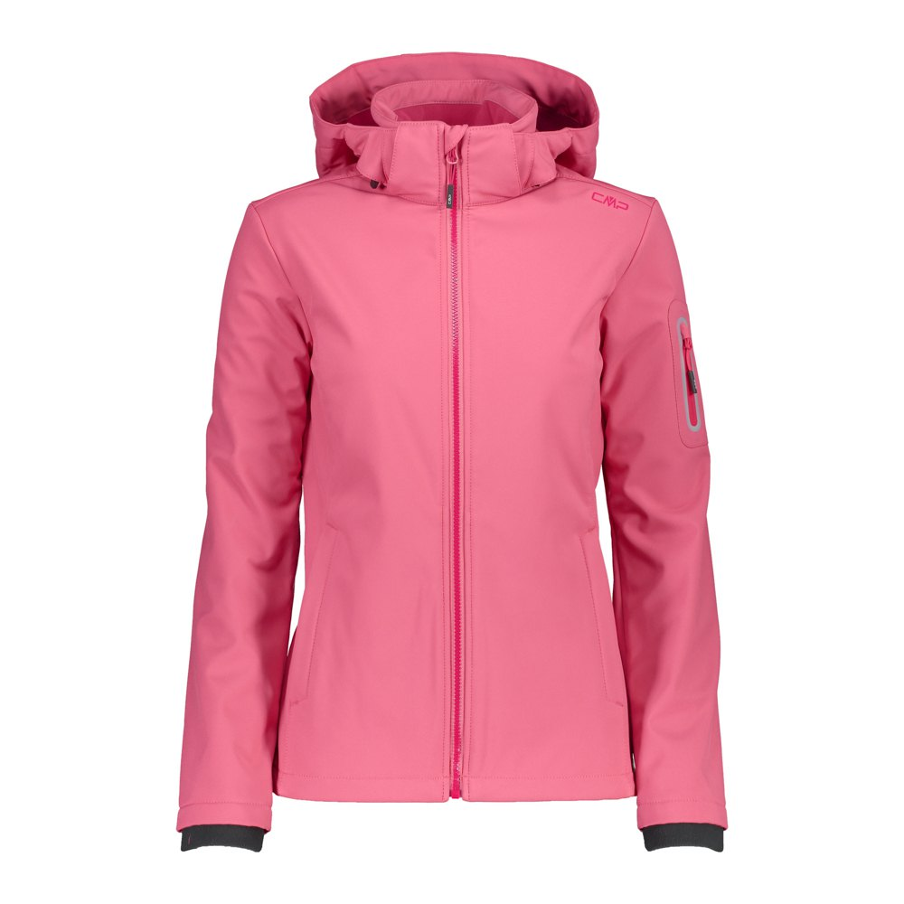 Cmp Zip Hood Jacket XXL Gloss / Fragola