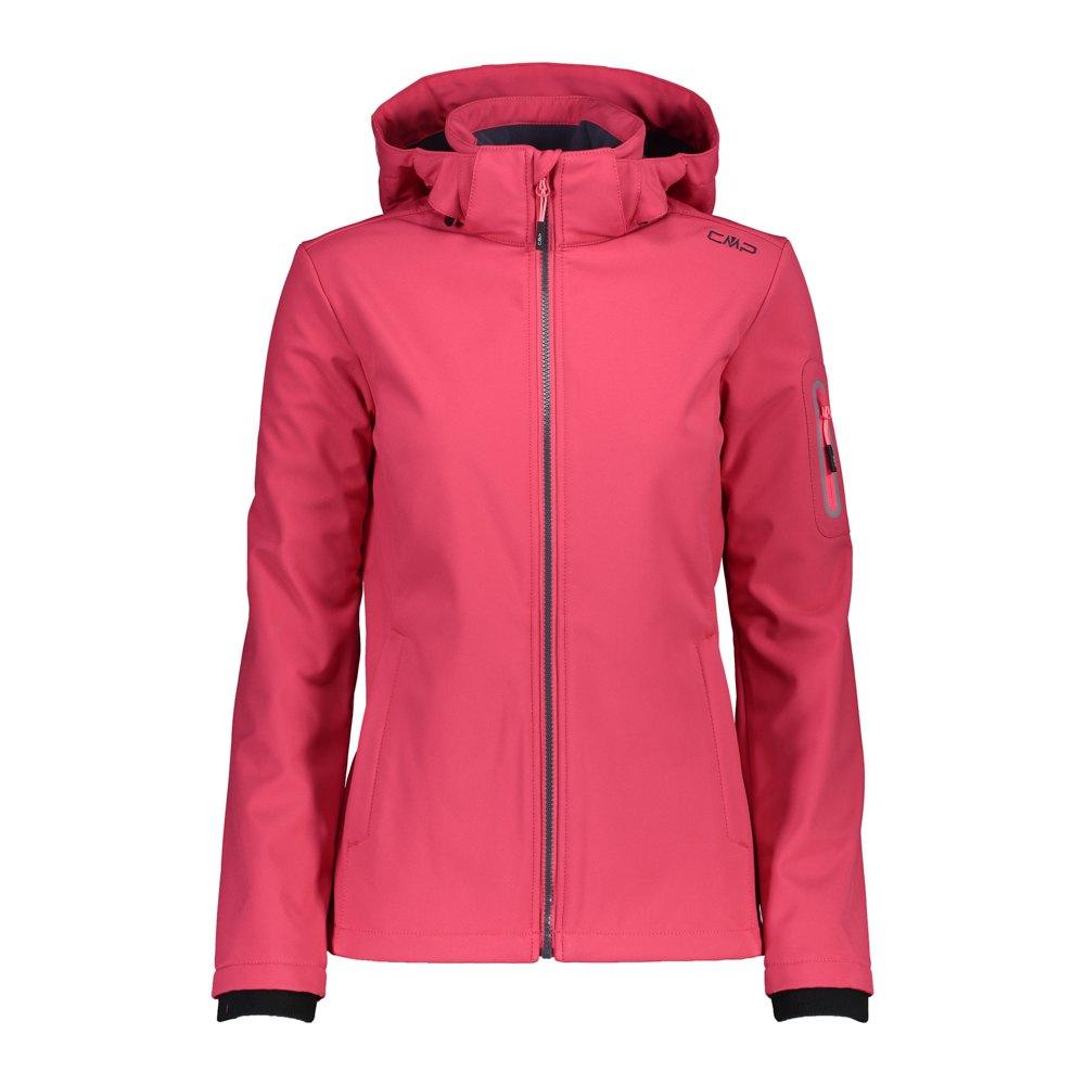 Cmp Zip Hood Jacket XXL Fragola