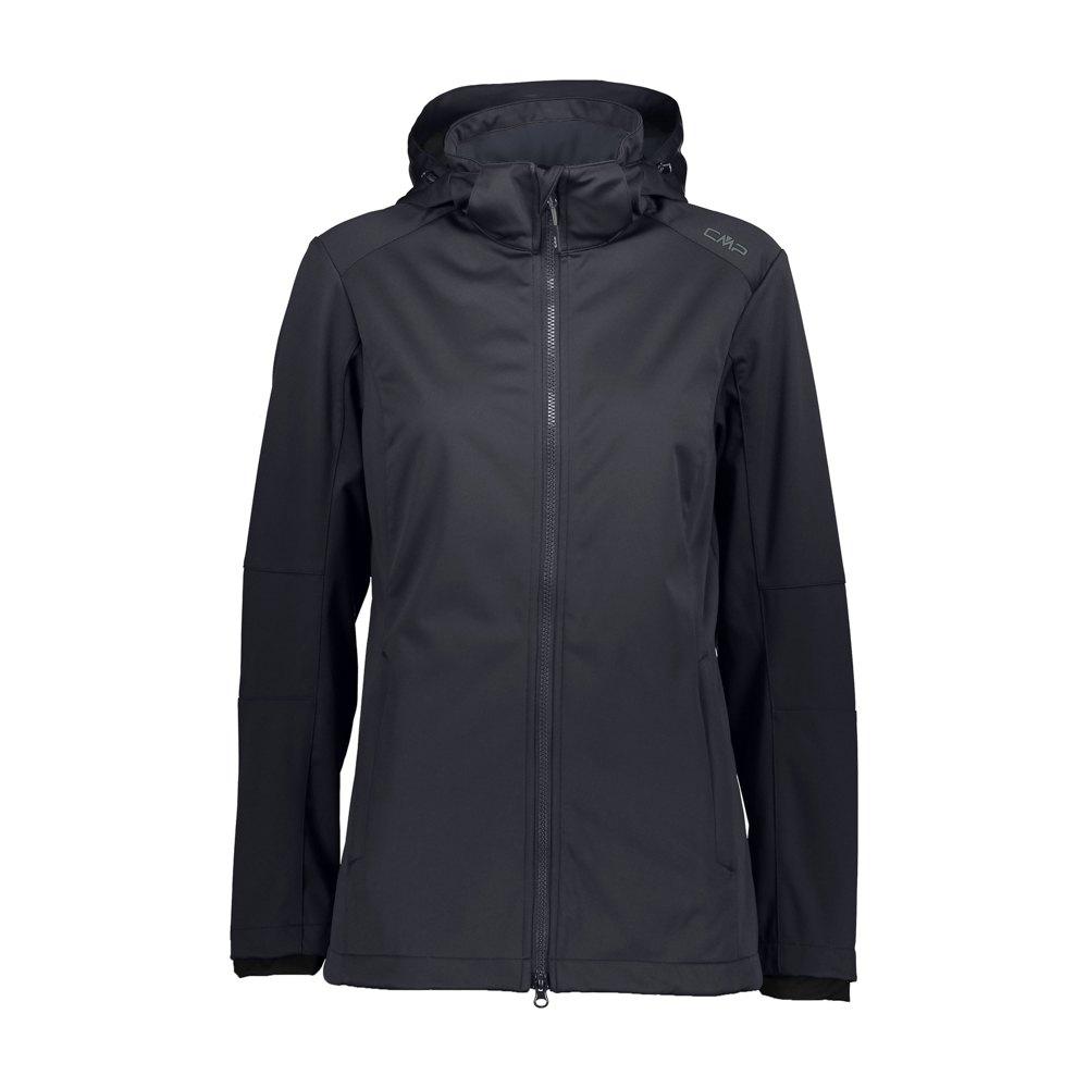 Cmp Zip Hood Jacket XXL Anthracite