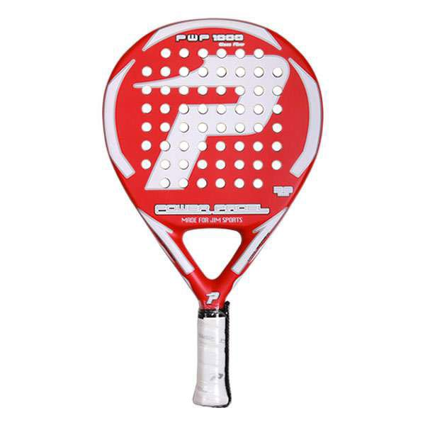 Power Padel 1000 Padel Racket One Size Red