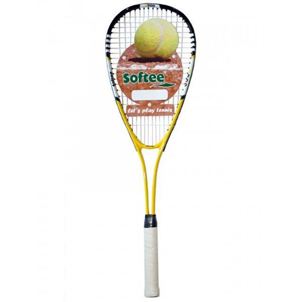 Softee Raquette Squash S500 One Size Red
