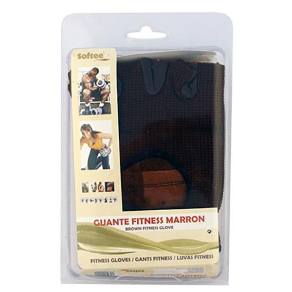 Softee Fitness XL Brown