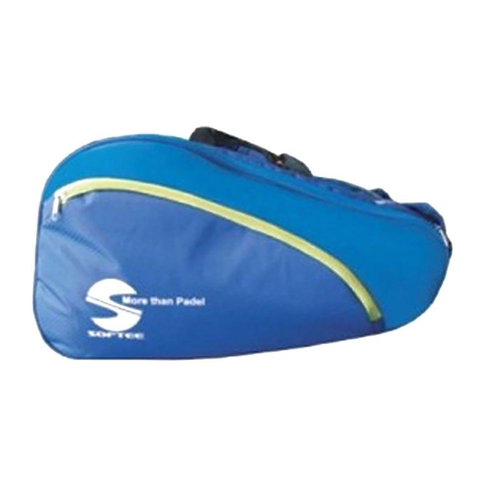 Softee Sac Raquette Padel Pro Team One Size Blue