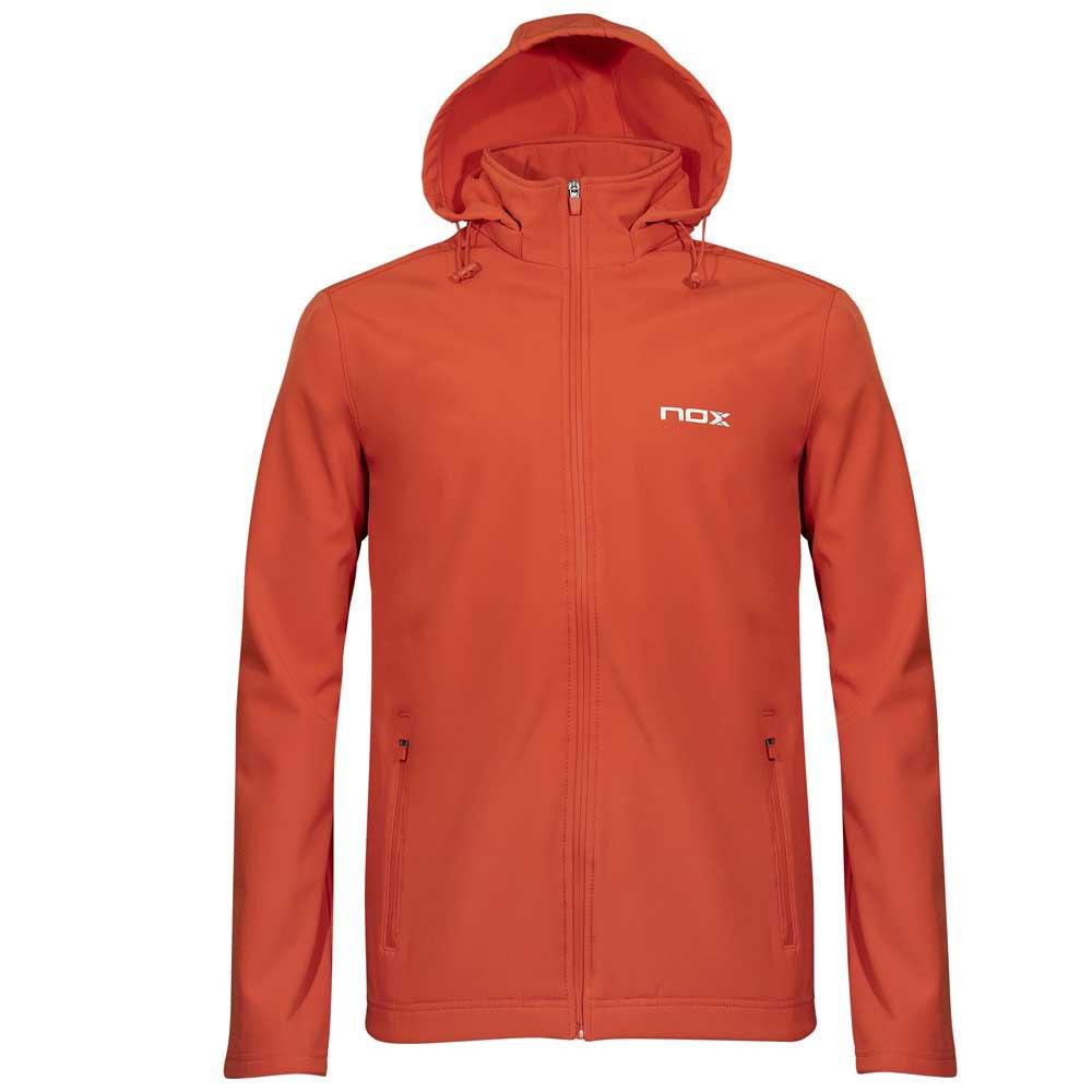 Nox Team Softshell XL Red