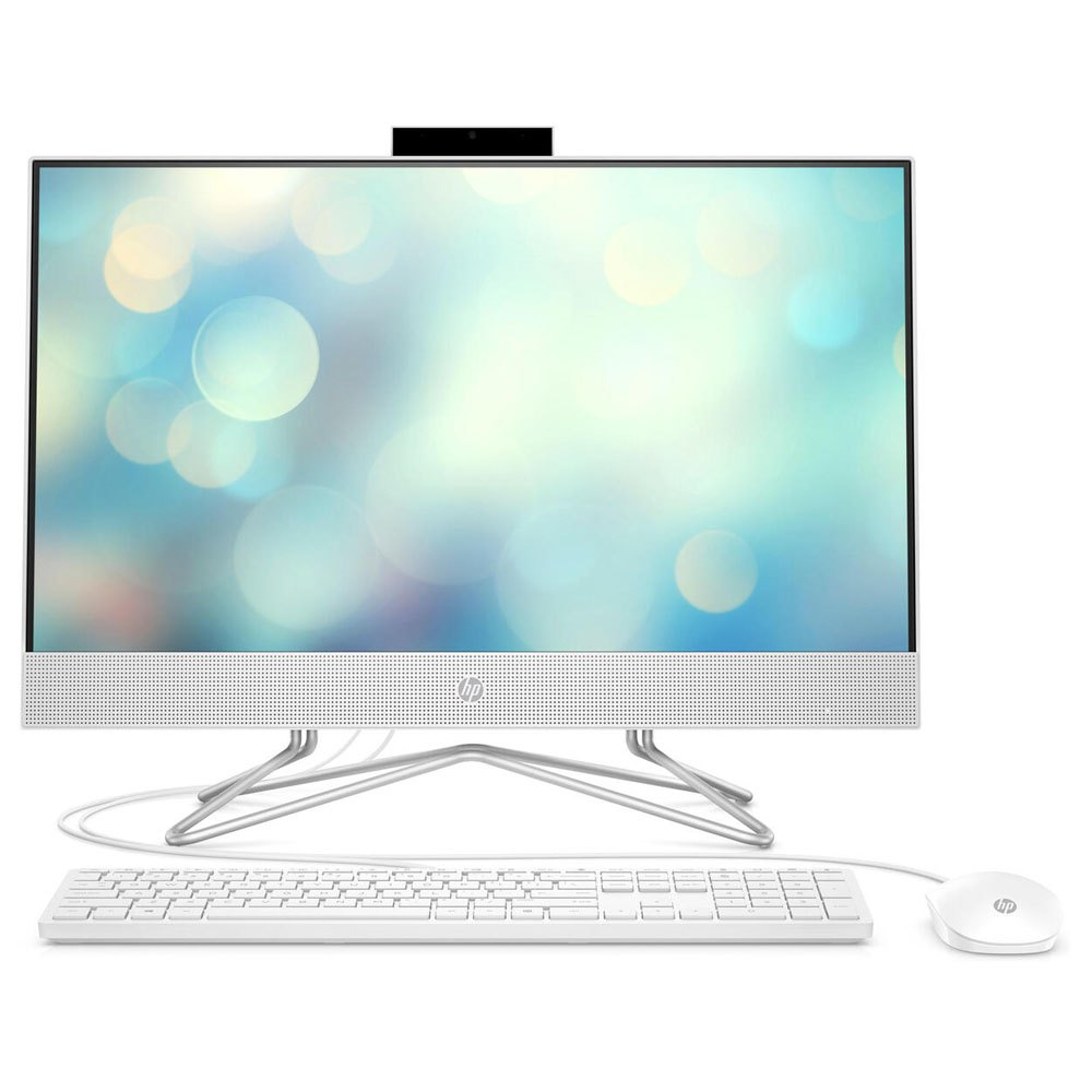 Portátil Hp 24-df0053ns 23.8'' J4025/8gb/256gb Ssd One Size White