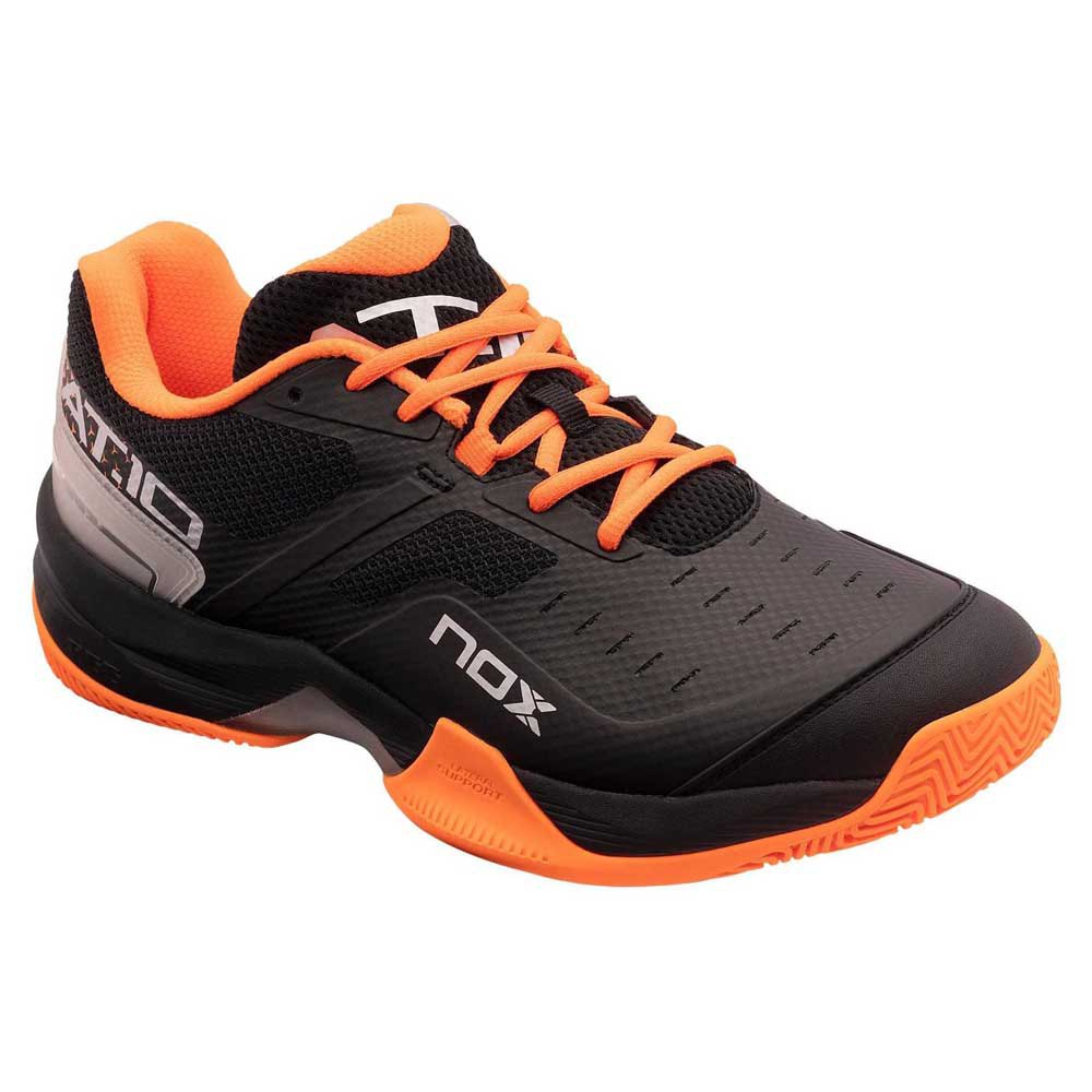 Nox Chaussures At10 EU 39 Black / Orange