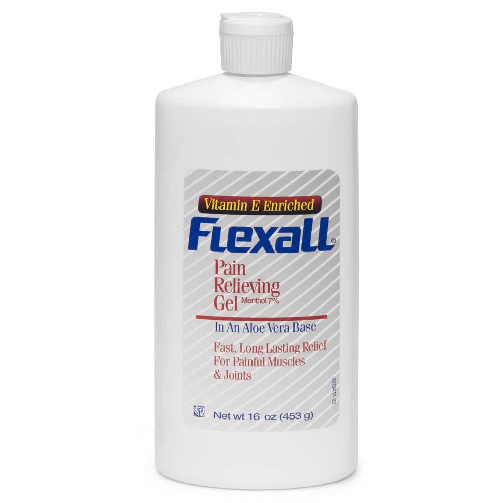Flexall 454 Anti-douleur 480 Gr One Size White