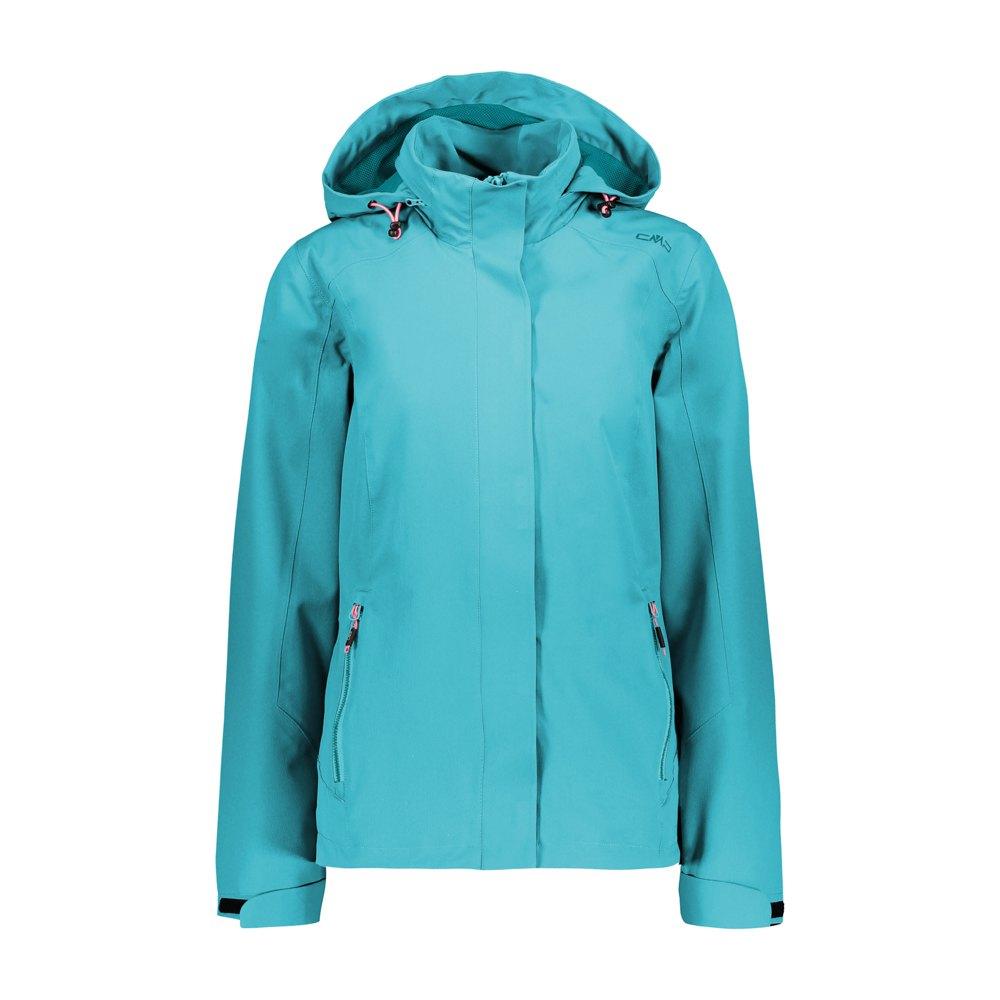 Cmp Zip Hood Jacket XXL Ceramic 8