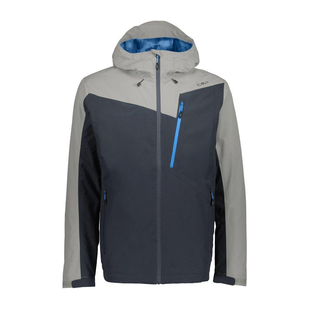 Cmp Zip Hood Jacket XXL Anthracite 1
