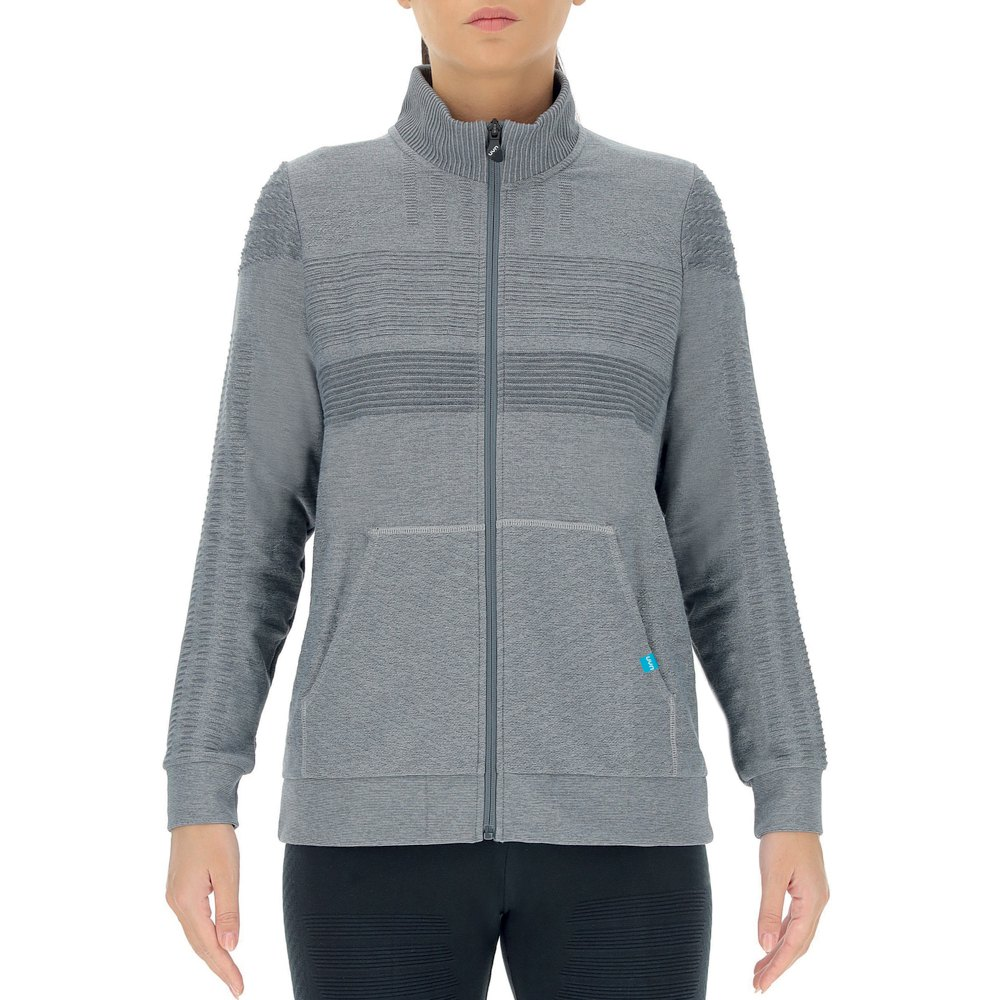 Uyn Sweatshirt Natural Training XS Grey Melange