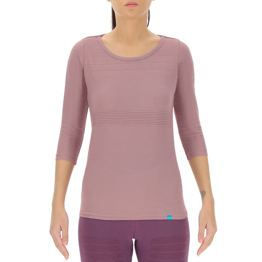 Uyn Natural Training Eco Color T-shirt Manche 3/4 XS Very Grape