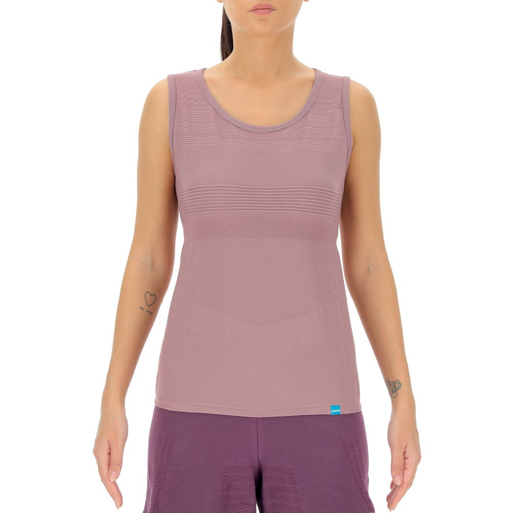 Uyn T-shirt Sans Manches Natural Training Eco Color XS Very Grape