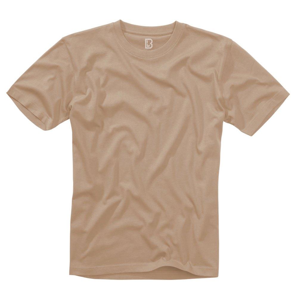 Brandit T-shirt Manche Courte T-shirt M Beige