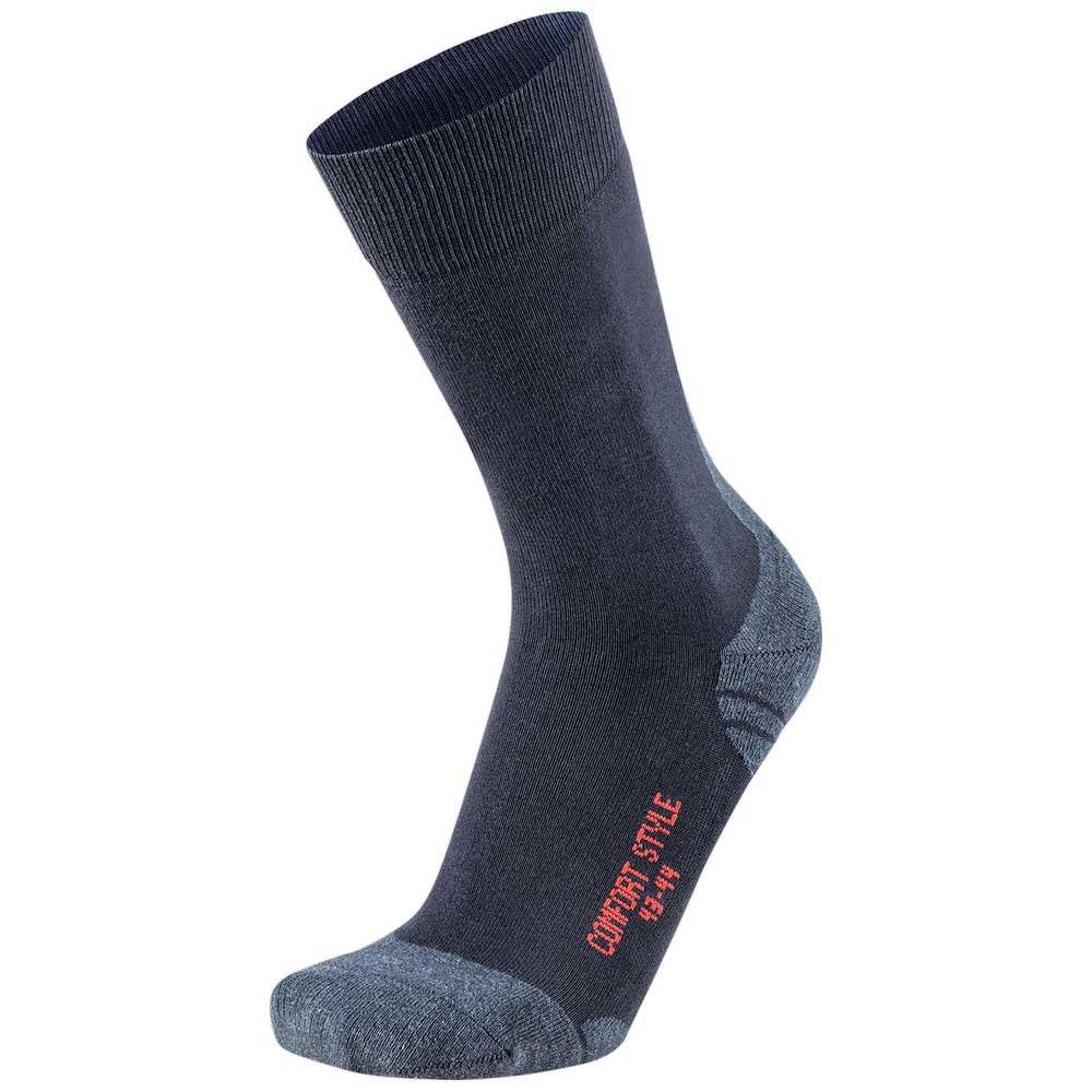 Uyn Chaussettes Athlesyon Comfort Style EU 35-36 Night Blue