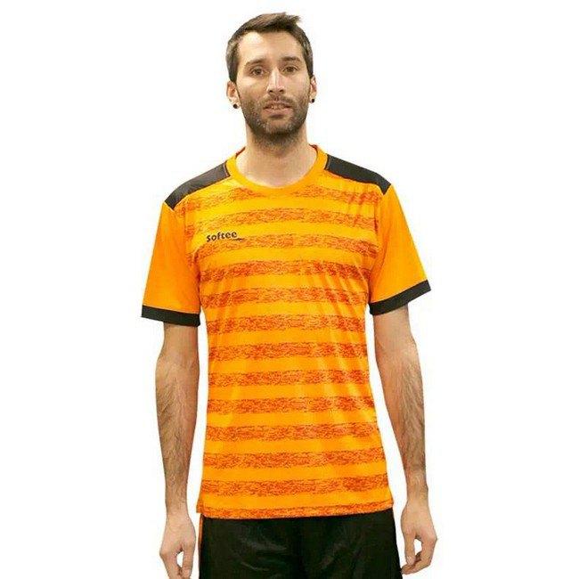 Softee Leader S Orange / Black