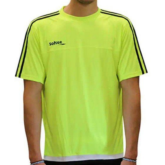Softee Match Pro 12 Years Yellow Fluor