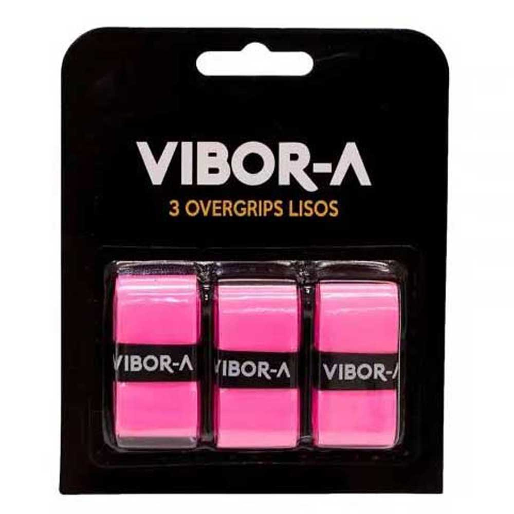 Vibora Surgrip Padel Pro Lisse 3 Unités One Size Pink