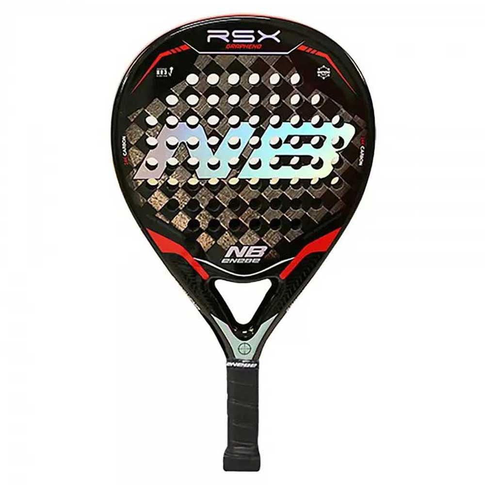 Enebe Rsx Grapheno Padel Racket One Size Black / Red