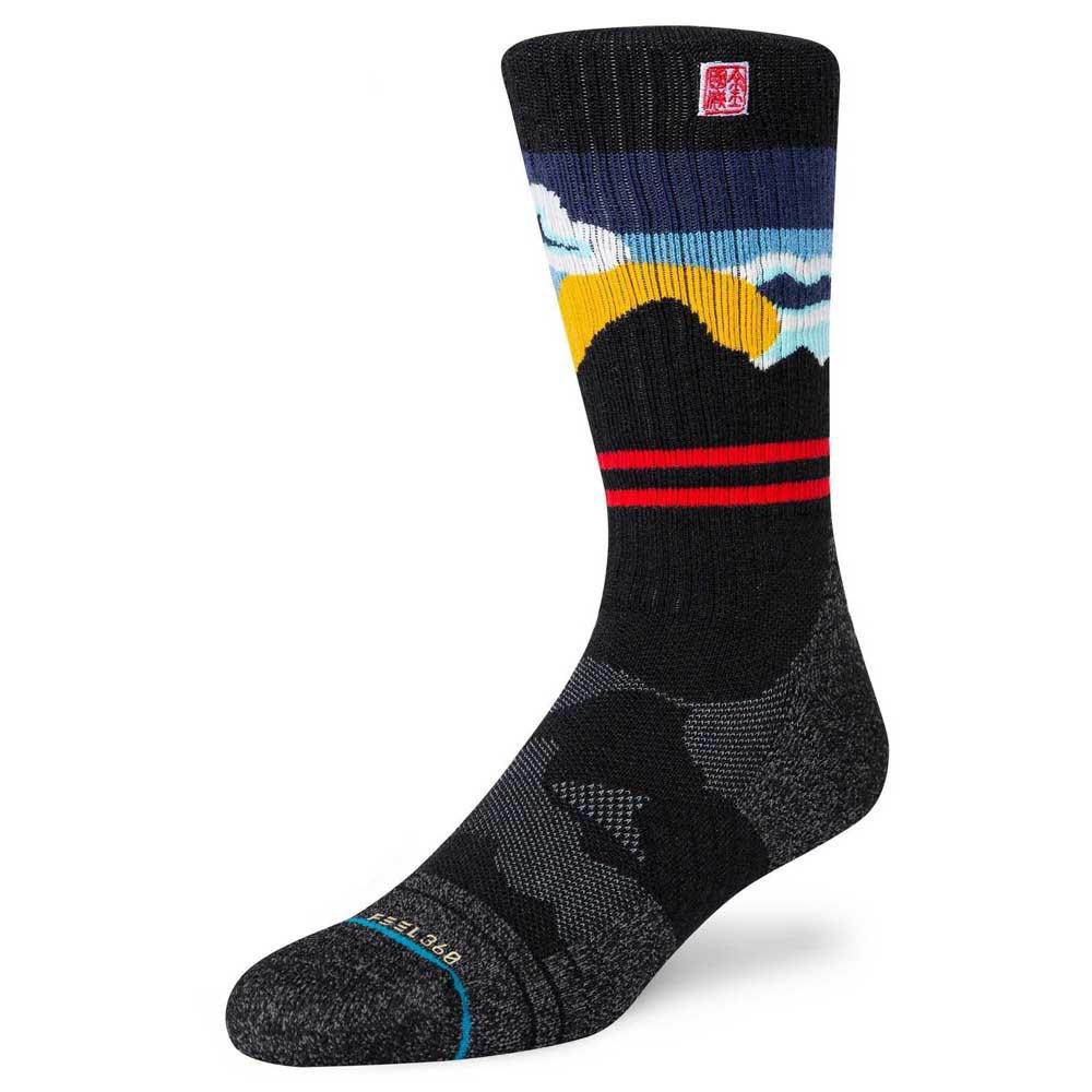 Stance Alpine Morning Socks EU 43-46 Black