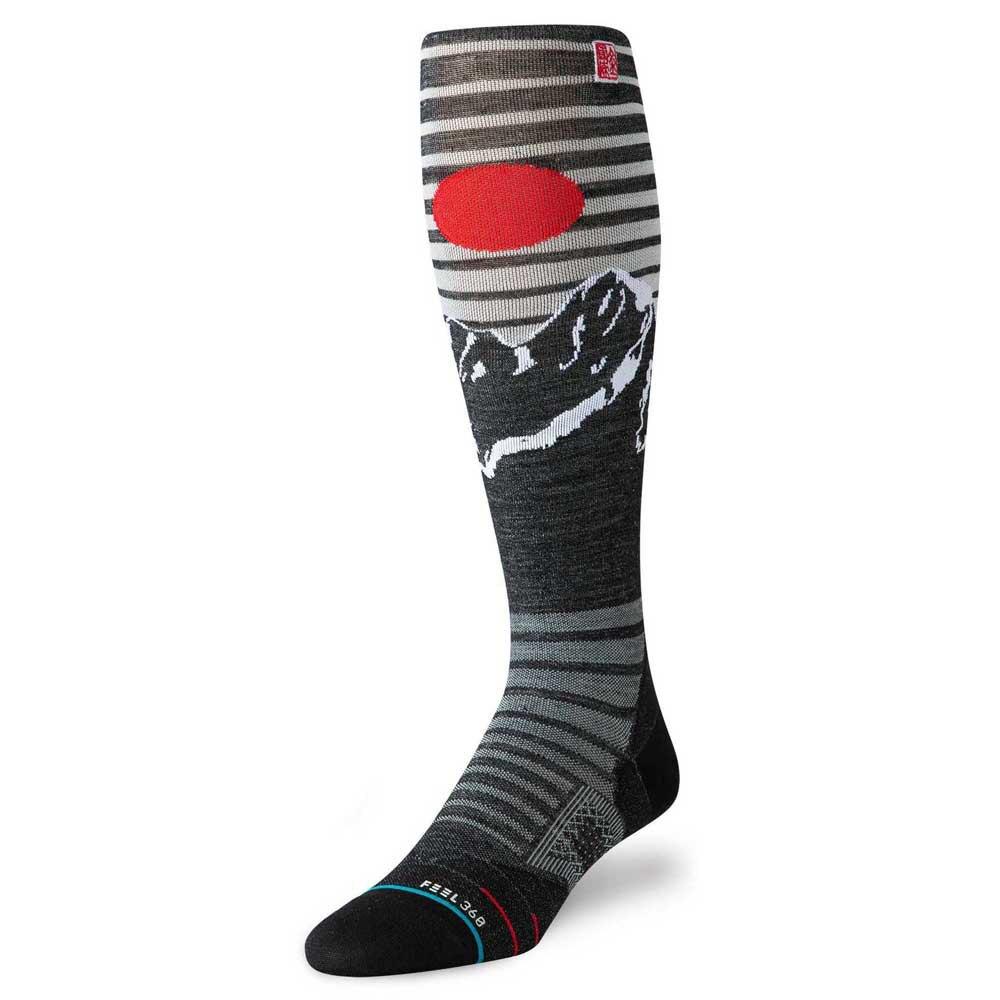 Stance Alpine Jc Ski Socks EU 43-46 Black