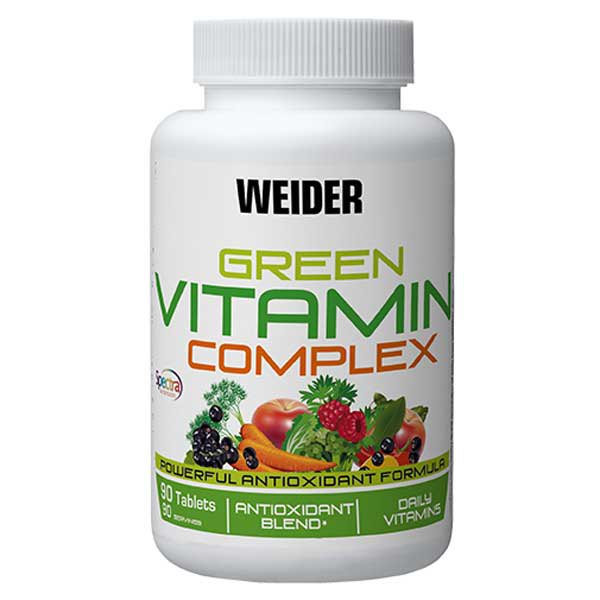 Victory Endurance Green Vitamin Complex 90 Units One Size