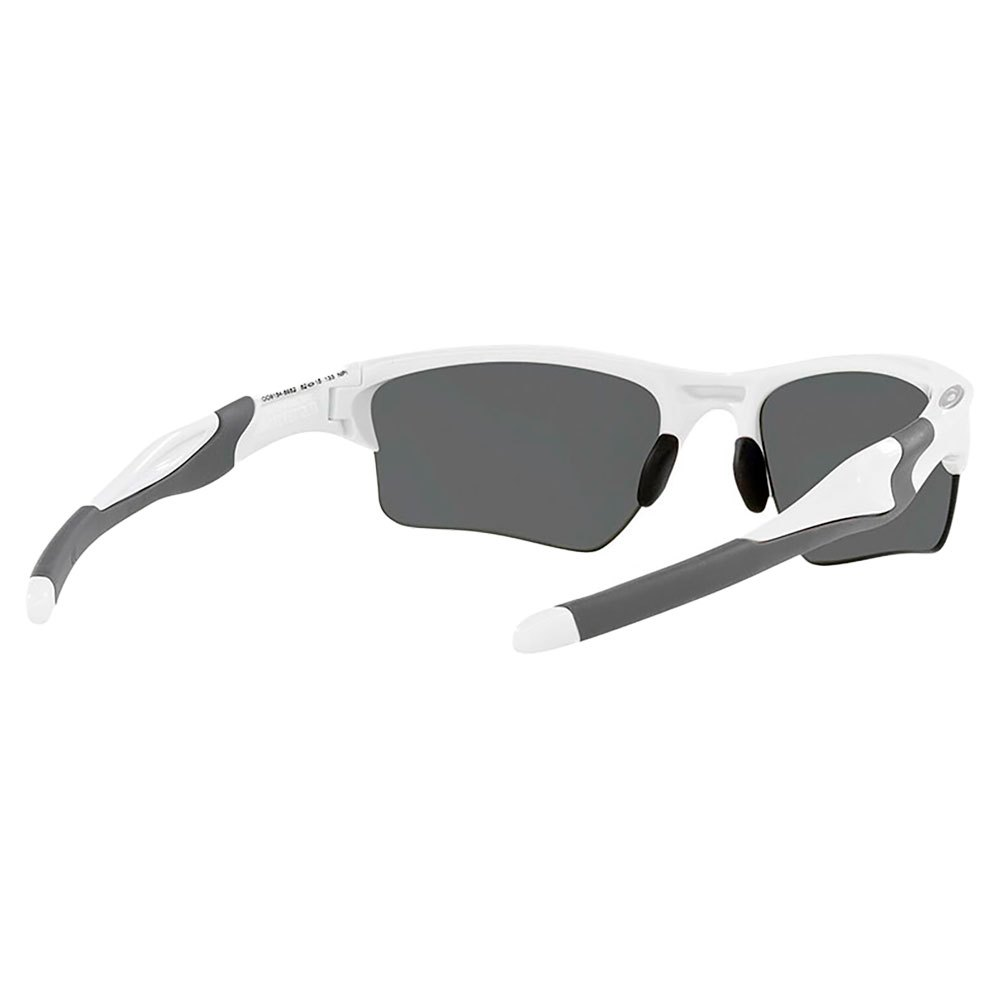 Oakley Lunettes De Soleil Half Jacket 2.0 Xl Polarisants Prizm Prizm Black Polarized/CAT3 Polished White