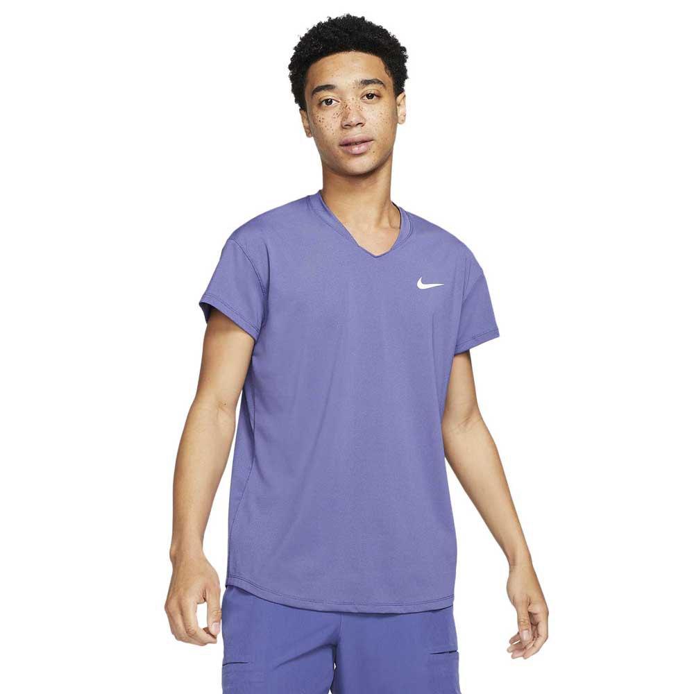 Nike Court Breathe Slam S Dk Purple Dust / White