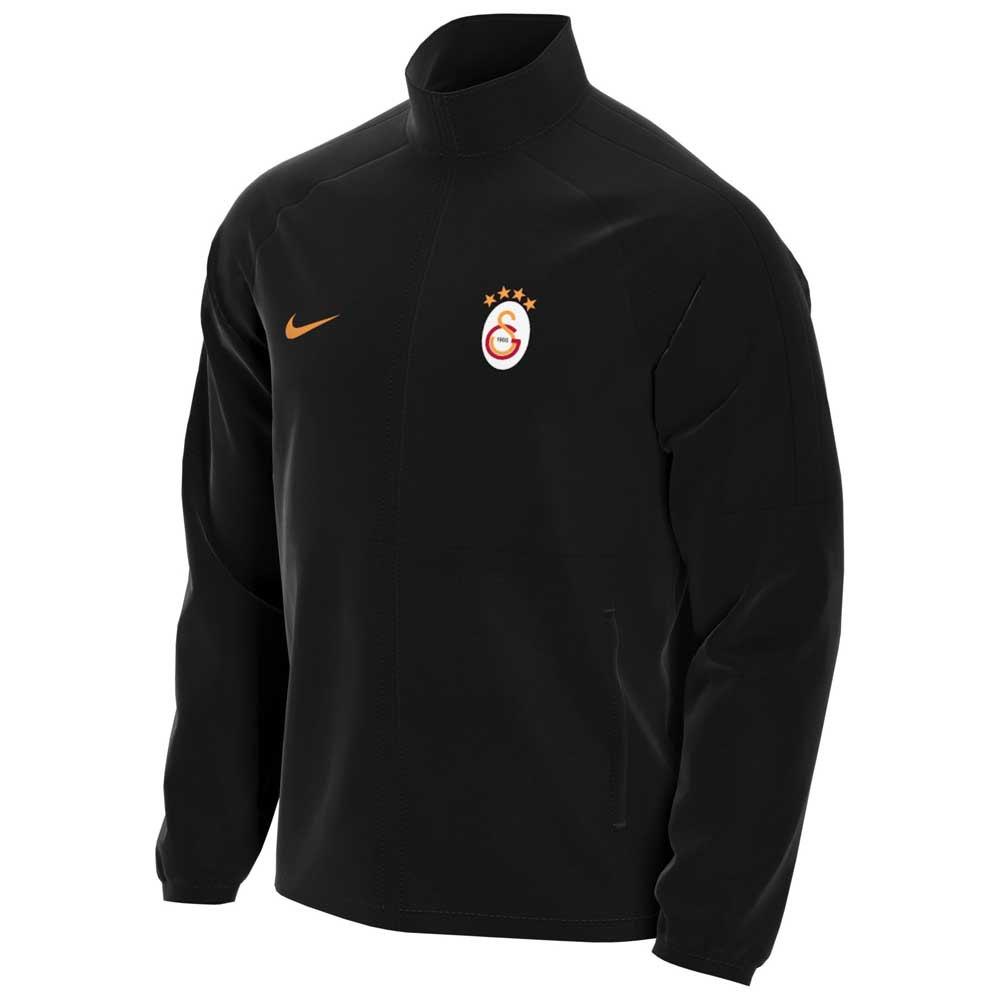 Nike Blouson Galatasaray Repel Academy 21/22 XXL Black / Black / Total Orange / Vivid Orange