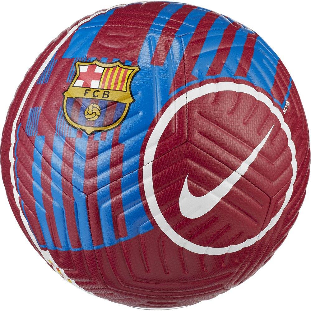 Nike Fc Barcelona Strike 5 Noble Red / Soar / Pale Ivory