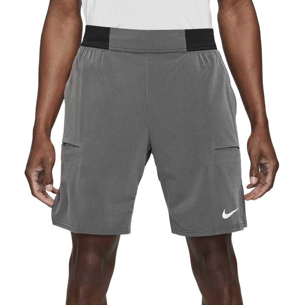 Nike Court Dri Fit Slam S Black / Dk Smoke Grey / White