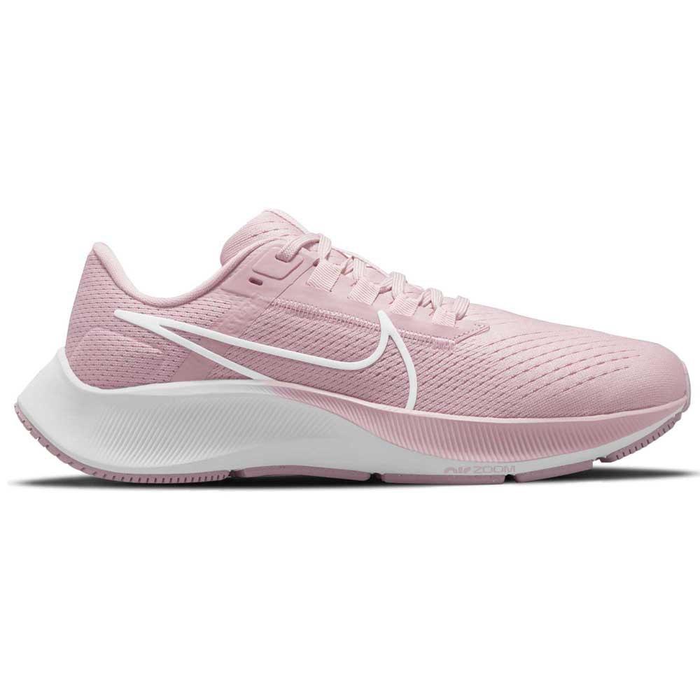 Nike Air Zoom Pegasus 38 EU 41 Champagne / White / Barely Rose / Arctic Pink