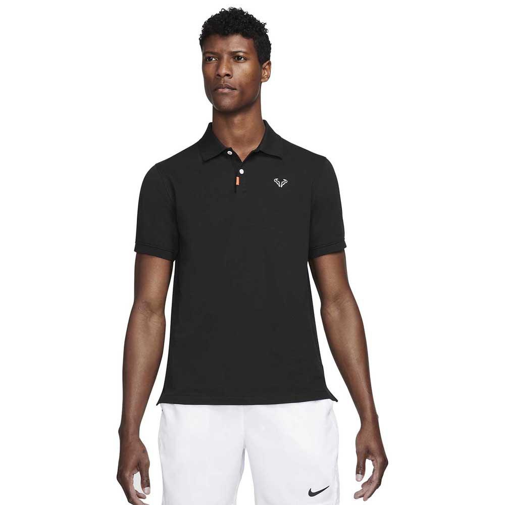 Nike Court The Rafa Slim Fit S Black / White / Black