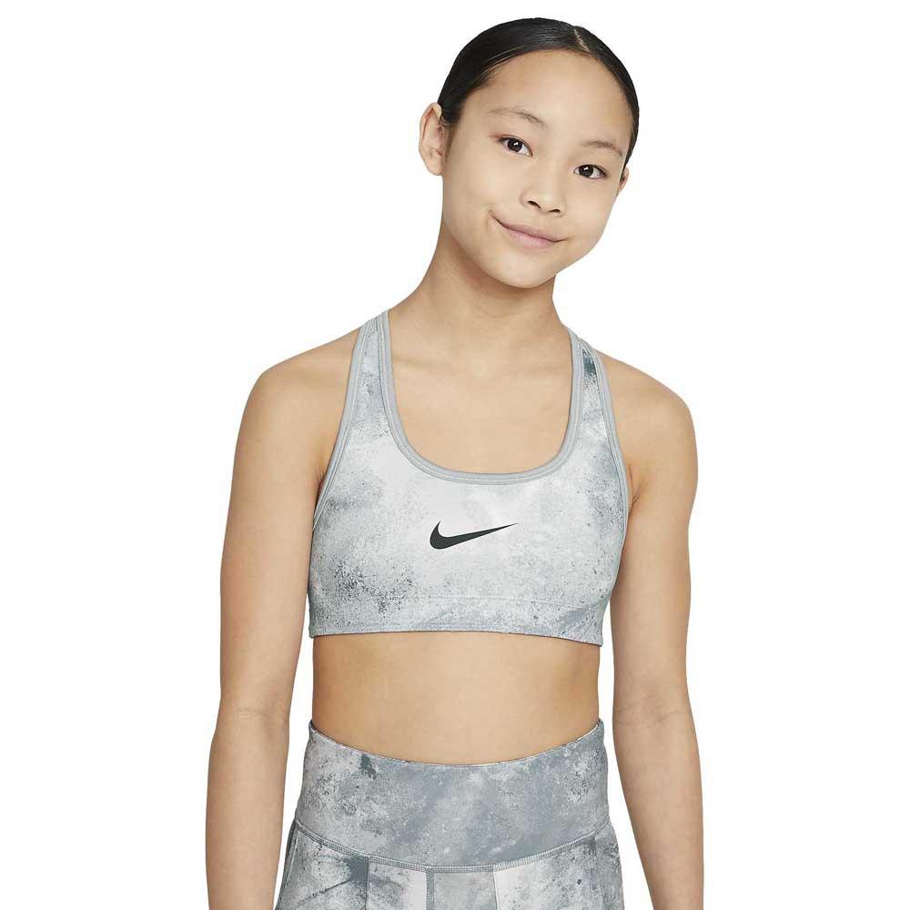 Nike Swoosh Reversible Printed S Lt Smoke Grey / Coconut Milk / Coconut Milk