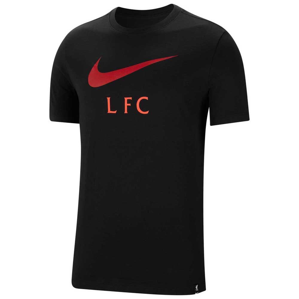 Nike Liverpool Fc 21/22 XXL Black