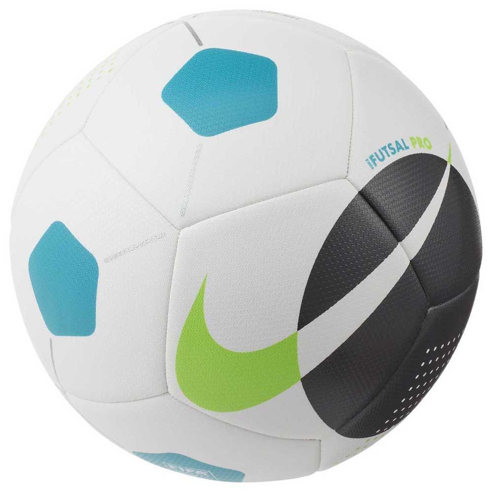 Nike Pro Football Ball Pro White / Off Noir / Rage Green
