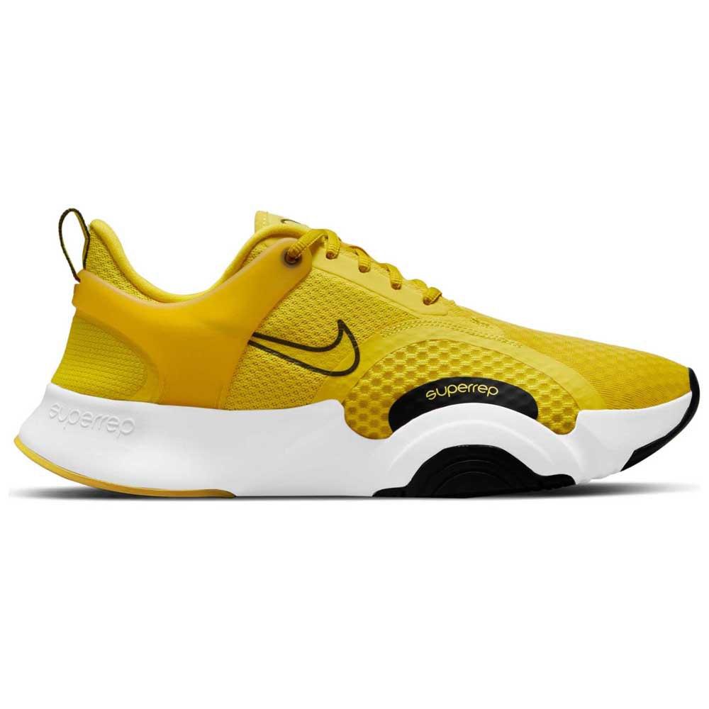 Nike Superrep Go 2 EU 46 Bright Citron / Black / White