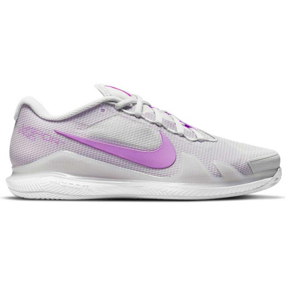 Nike Court Air Zoom Vapor Pro Clay EU 38 Photon Dust / Fuchsia Glow / White
