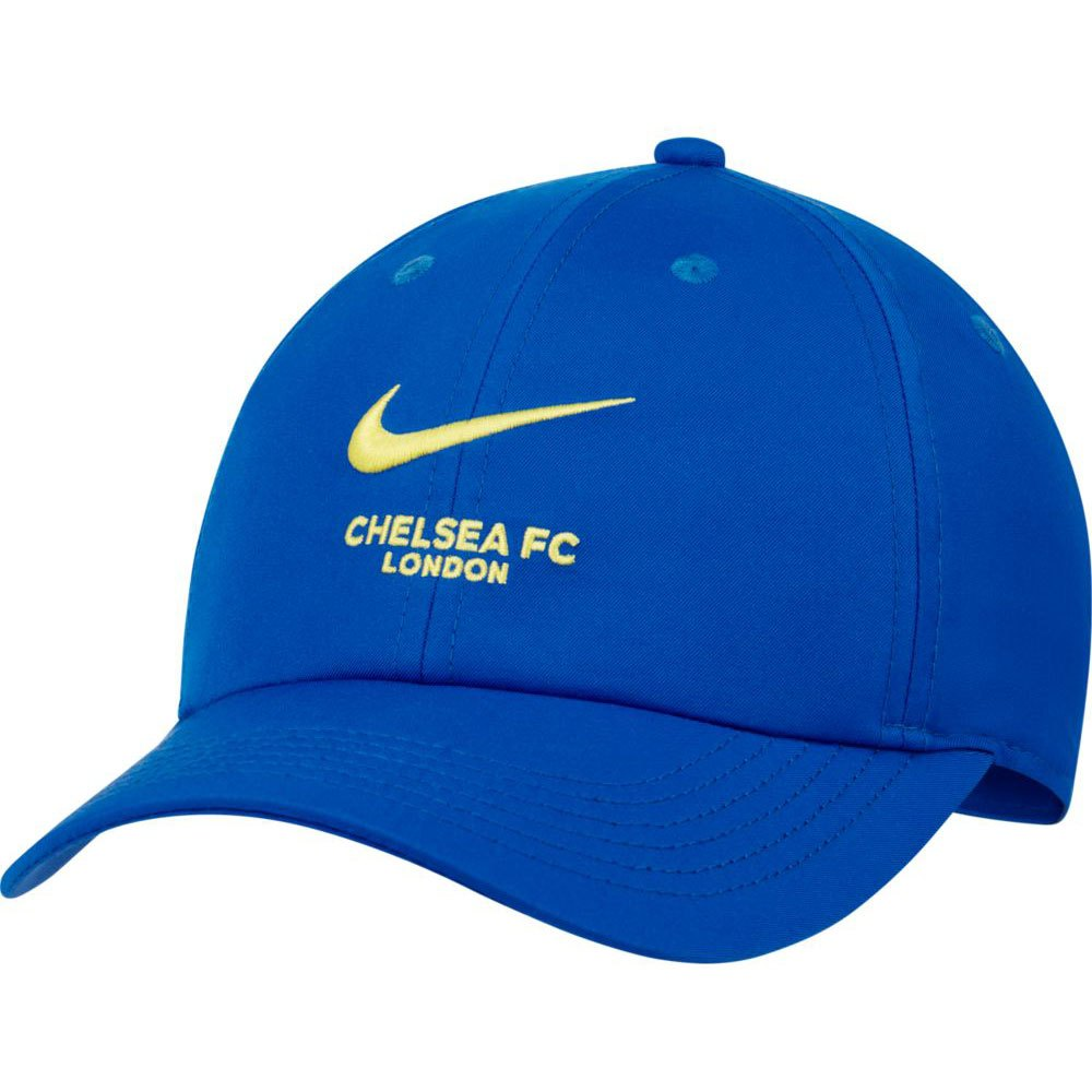Nike Chelsea Fc Heritage 86 One Size Lyon Blue / Opti Yellow