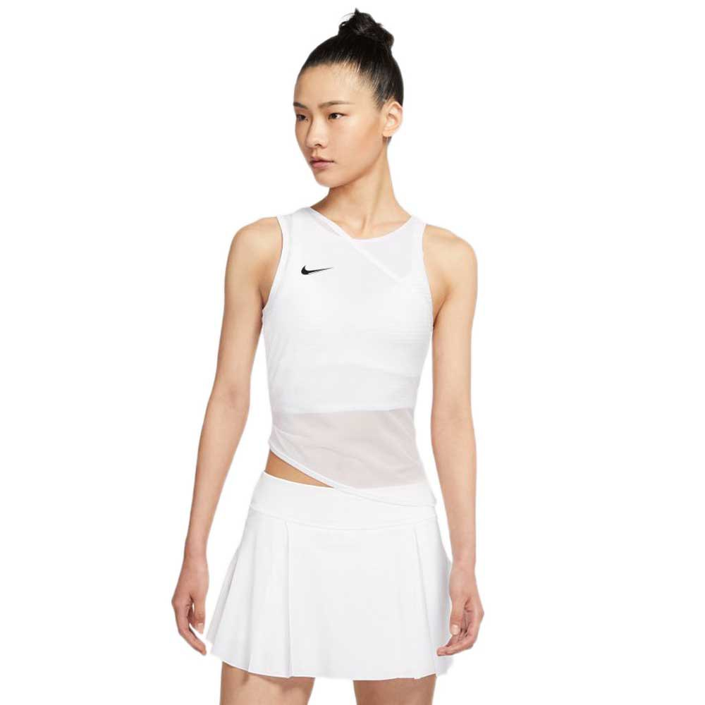 Nike Court Dri Fit Advantage Slam L White / Black