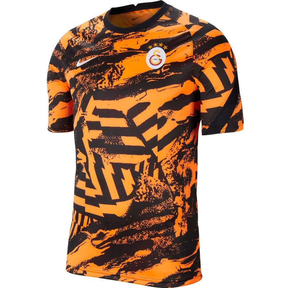 Nike T-shirt Galatasaray Avant Match 21/22 S Total Orange / Total Orange / Black / White