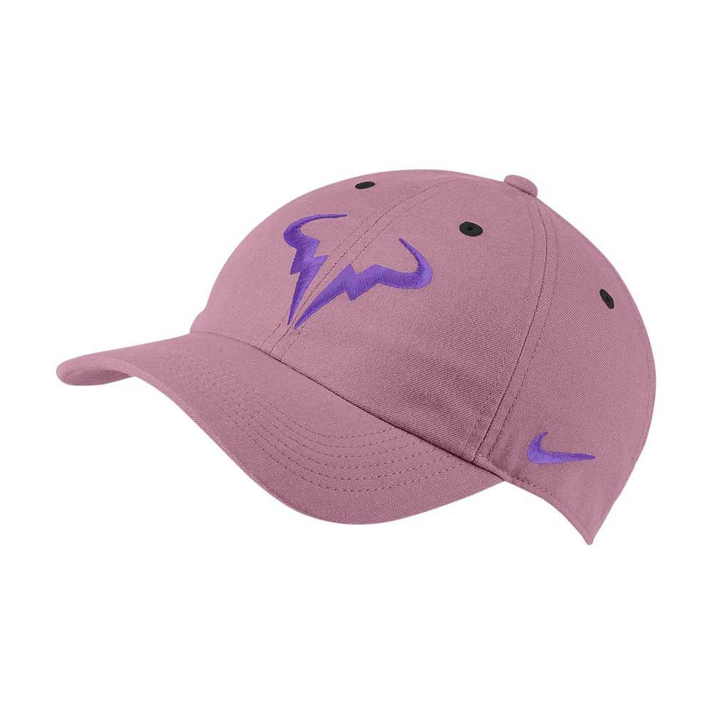 Nike Court Aerobill Rafa Heritage 86 One Size Elemental Pink / Wild Berry