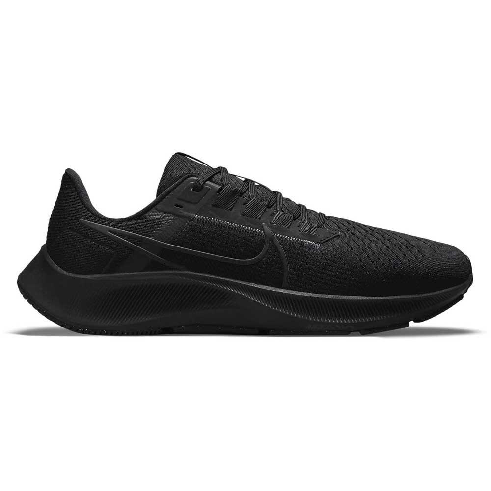 Nike Air Zoom Pegasus 38 EU 45 Black / Anthracite / Volt