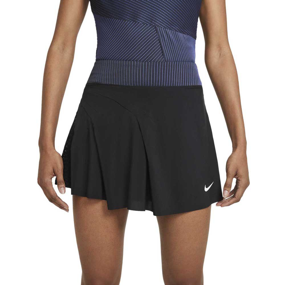 Nike Court Dri Fit Advantage Slam Jupe S Black / White