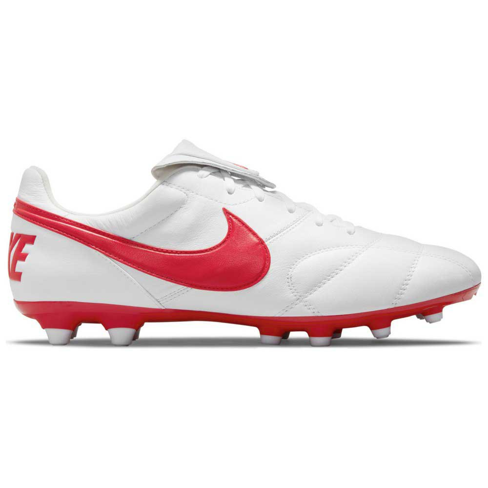 Nike Premier Ii Fg EU 43 White / University Red