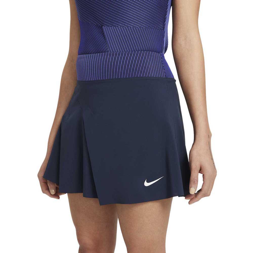 Nike Court Dri Fit Advantage Slam Jupe S Obsidian / White