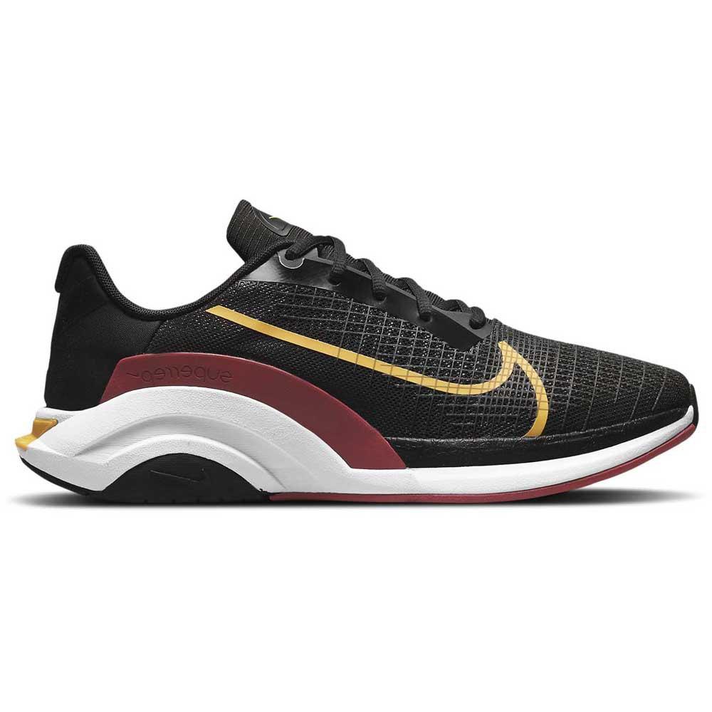 Nike Chaussures Zoomx Superrep Surge Endurance EU 43 Black / Solar Flare / Dark Cayenne / White