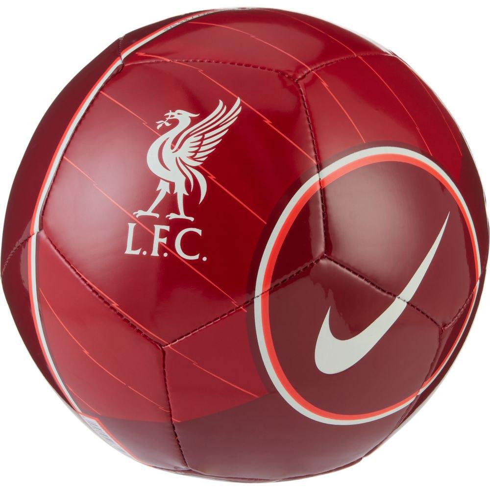 Nike Ballon Football Liverpool Fc Skills 1 Team Red / Gym Red / Fossil