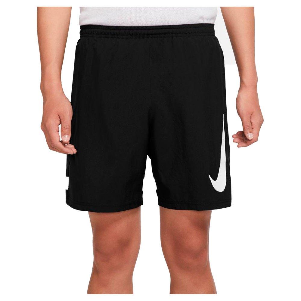 Nike Short Dri Fit Academy Woven S Black / White / White